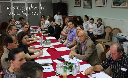 Osnivačka skupština LAG-a Frankopan