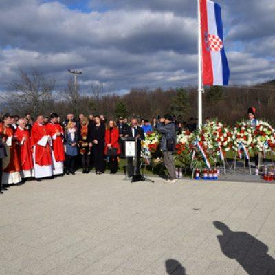 Svečano obilježavanje 27. obljetnice sjećanja na žrtvu Saborskog