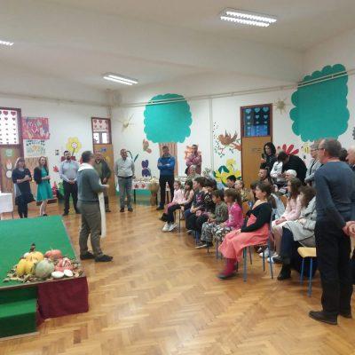 Obilježeni Dani kruha u Područnoj školi Saborsko
