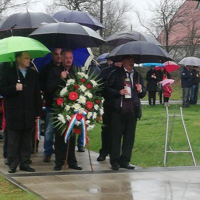 Svečano obilježena 28. obljetnica sjećanja na stradavanje i okupaciju Saborskog