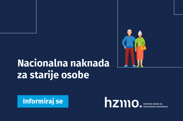 Zahtjevi za nacionalnu naknadu za starije osobe mogu se predati od 15. prosinca